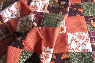 How to Sew a Patchwork Table Runner: Part 1