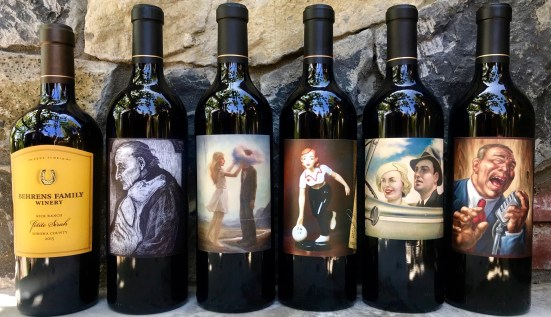 Behrens Family Winery - fall wines-header
