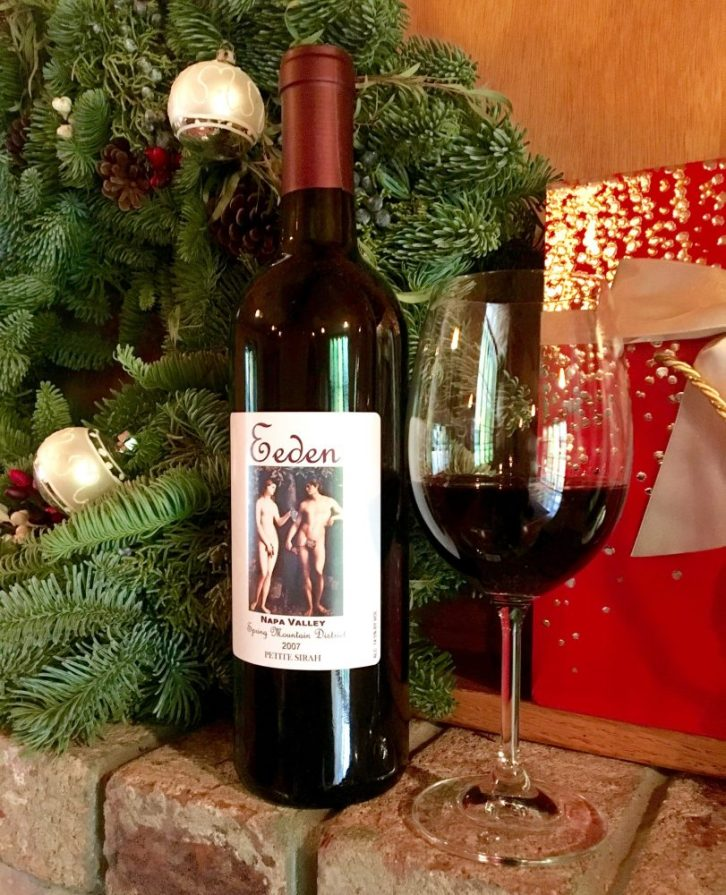 Eeden Vineyards Holiday wine