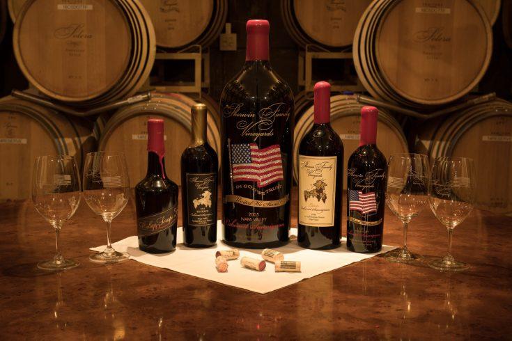 Sherwin Family Vineyards wines