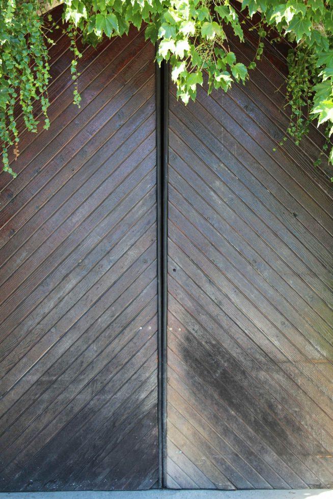 Keenan Winery Doors