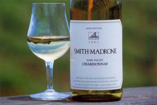Smith-Madrone Chadonnay Glass