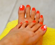 nail art spring nails and spa