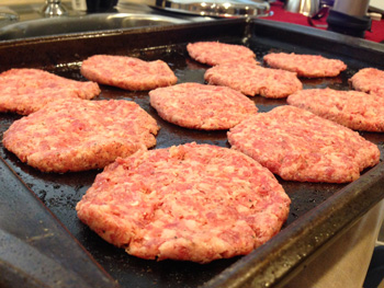 How To Cook Breakfast Sausage In The Oven & Freeze It