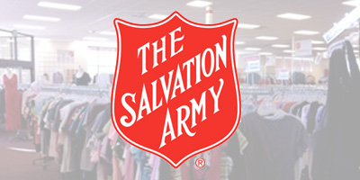50 Off Sales At Salvation Army Arc For Labor Day