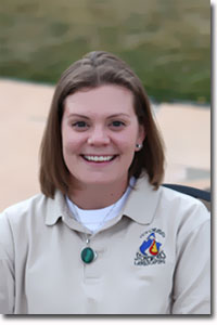 Anne Campbell, Owner, Operations Manger, Colorado Stoneworks Landscaping