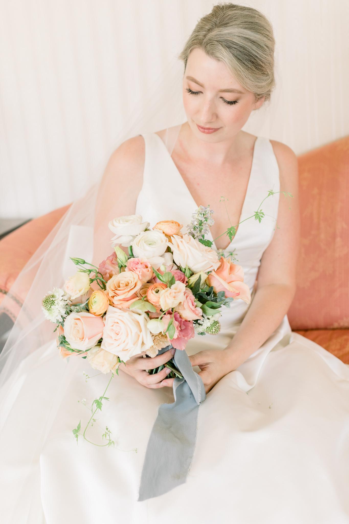 summery wedding, florida house wedding, dc florist