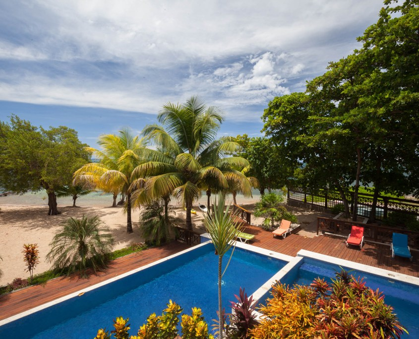 Luxury Oceanfront Development