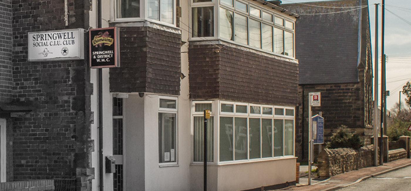 Springwell Village Social Club