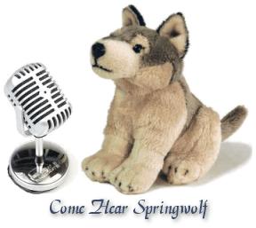 Springwolf Appearances