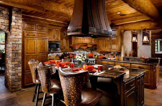 Tony-LogHouse-Kitchen
