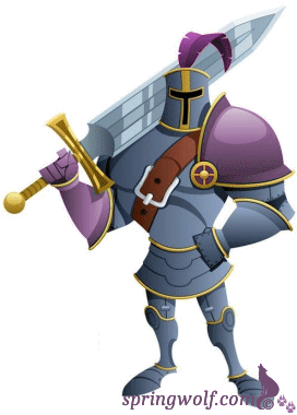 Olden Times Knight