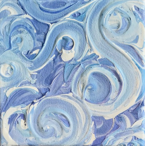 SOLD - Elements - Water