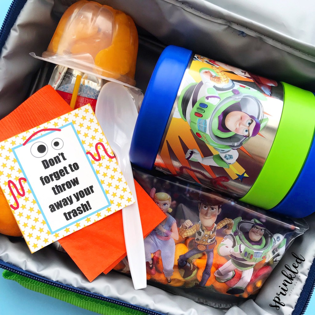 Free Printable Lunch Box Notes And Giveaway Winner