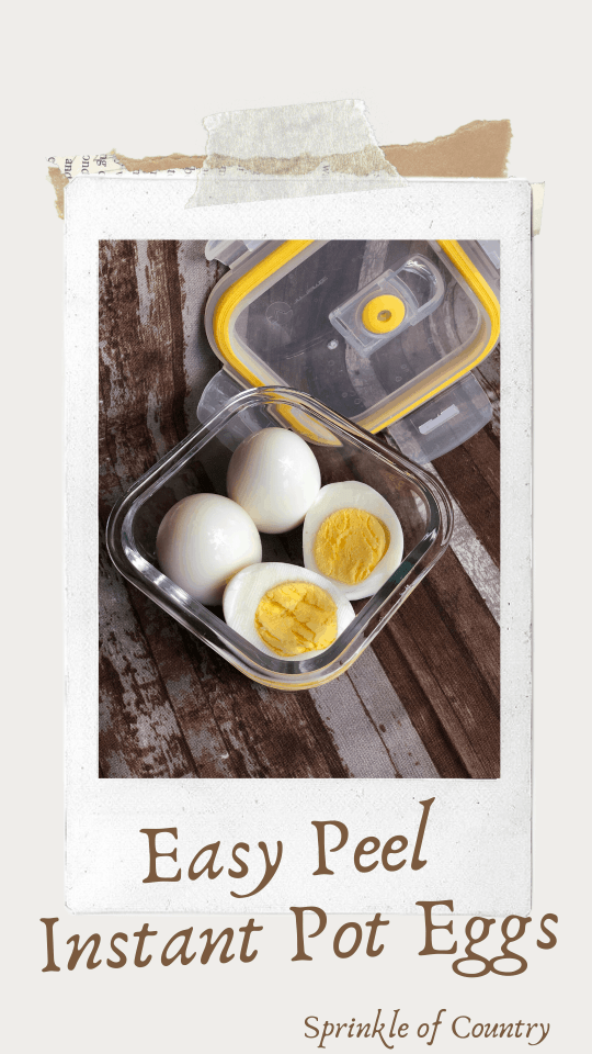 Pin Image Instant Pot Eggs