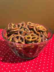 Cinnamon and Sugar Pretzels