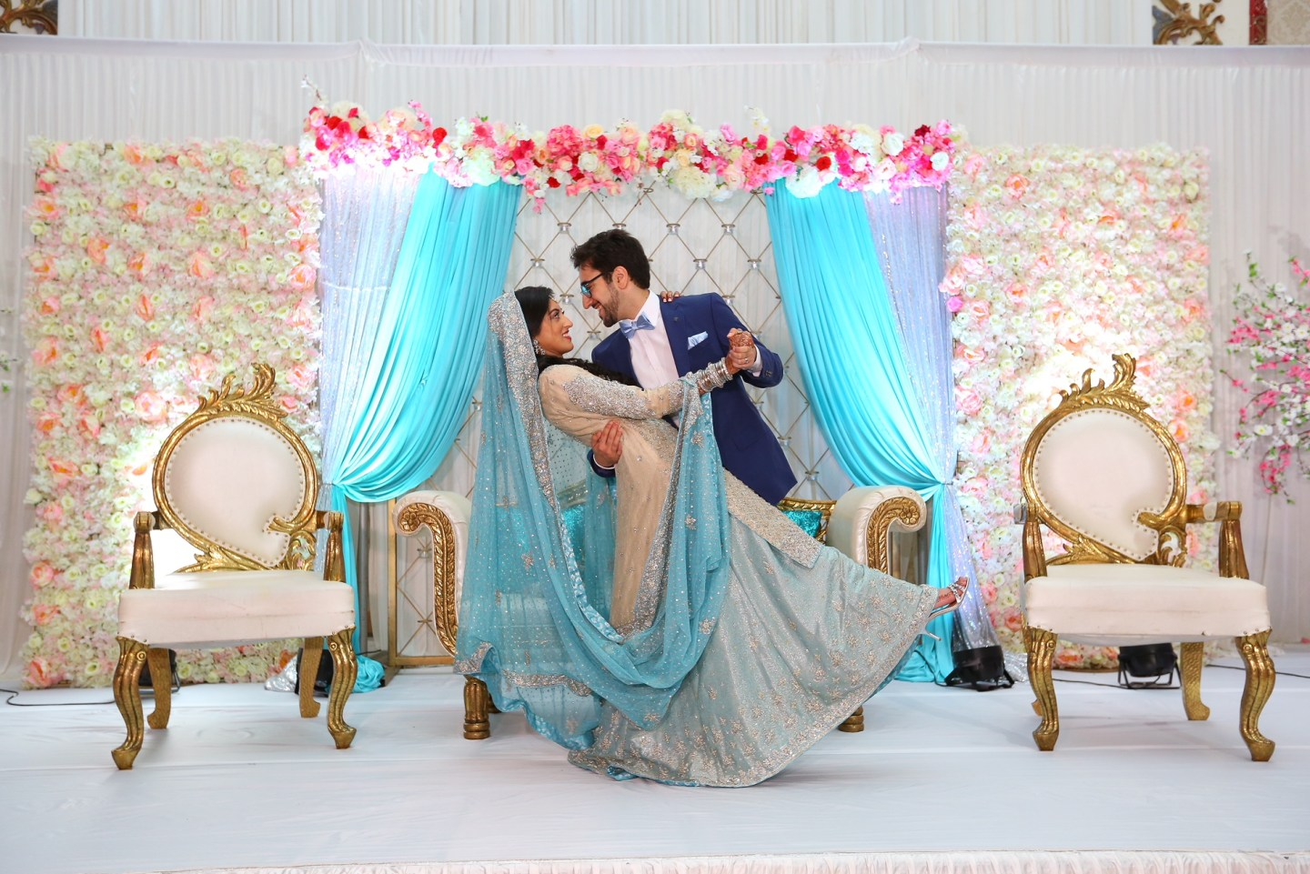 Wedding Diaries: The one With the Actual Events and the Honeymoon….