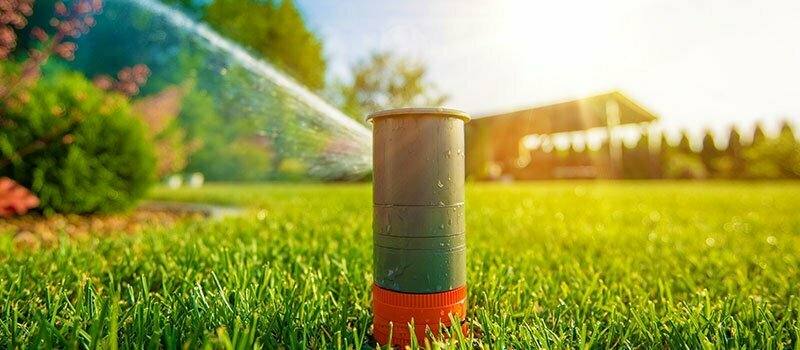 Taking Care of Your Sprinkler System in a Drought