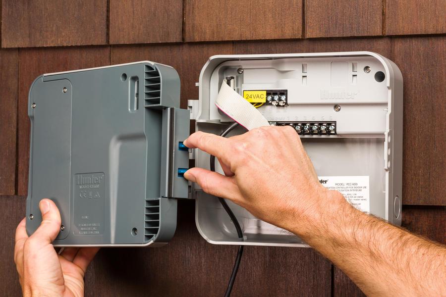 Wiring Sprinkler Controller Valves