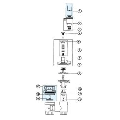 Lawn Sprinkler Valve Diagram Ftth Network Irritrol 311a Series 311a-.75 Replacement Parts