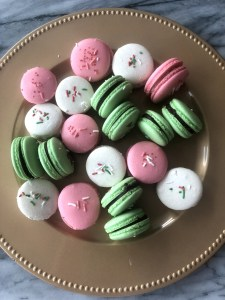 macarons holiday
