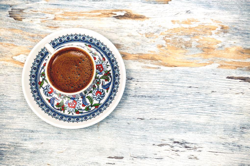 turkish coffee - Kahvalti - Turkish Breakfast