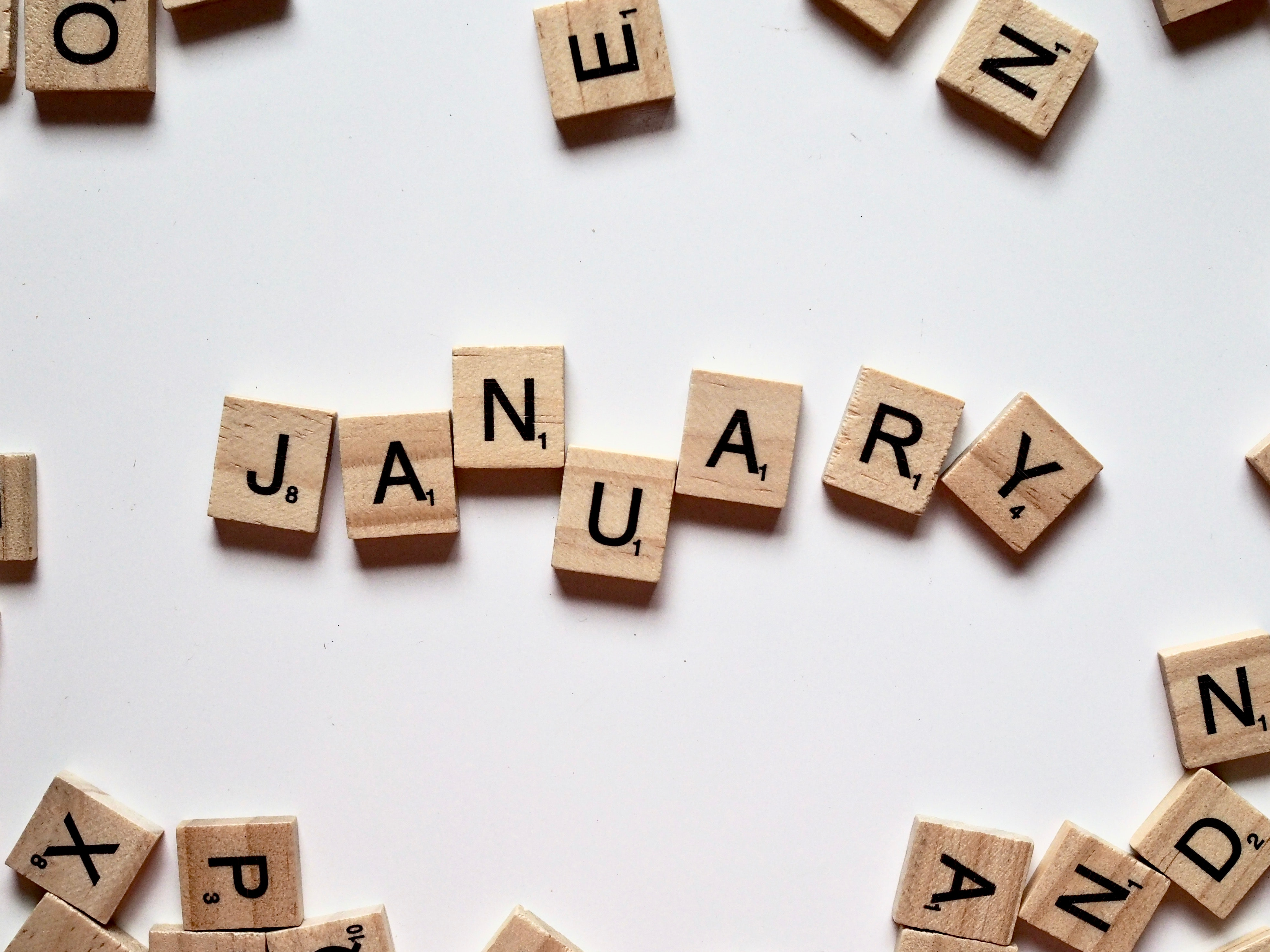 January: The month of Better