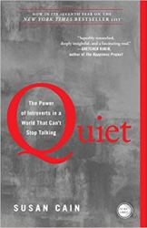 Book - Quiet - Susan Cain