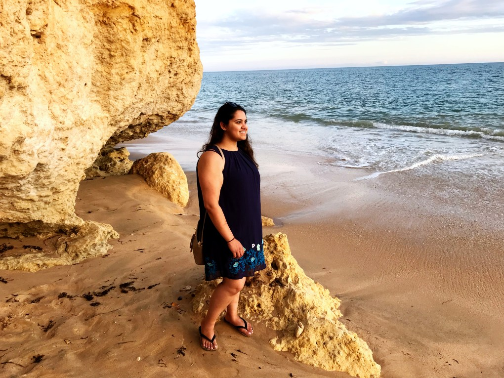 Visit to Albufeira on a three week trip to Spain & Portugal