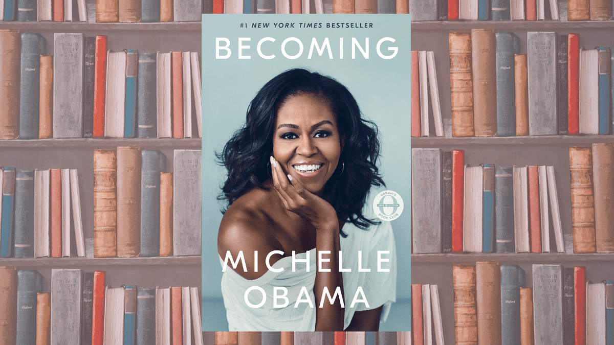 Becoming by Michelle Obama: Book Review + 5 Thoughts