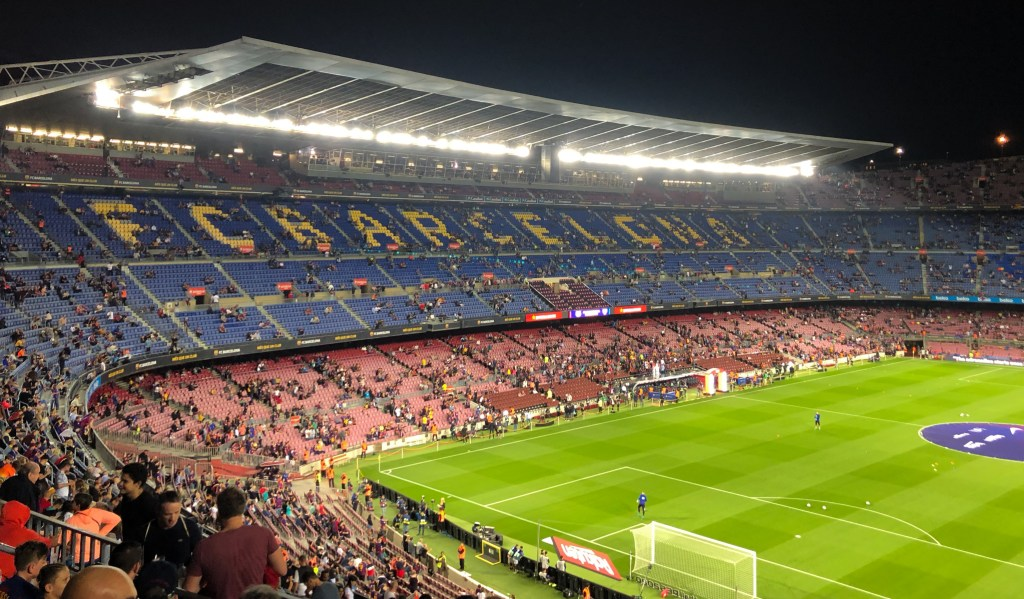 Barcelona Travel Guide - Camp Nou