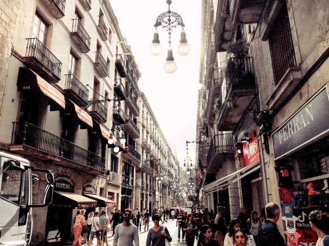 Barcelona Travel Guide - Gothic Quarter
