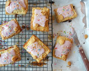 Raspberry Cream Cheese Hand Pies