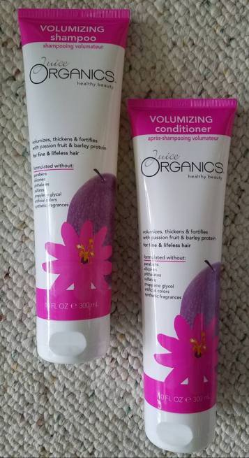 Organic Juice Organics S & C