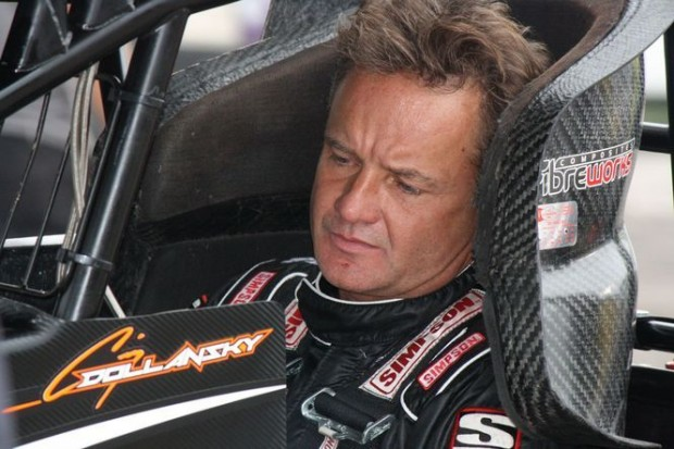 Craig Dollansky waiting for the right opportunity to get back on the road with the World of Outlaws