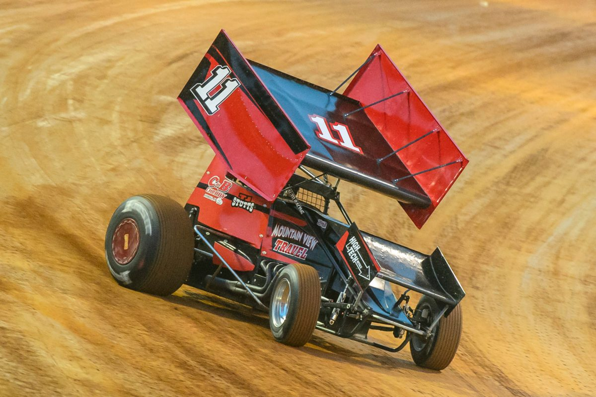 T.J. Stutts banking on past experience and good people to succeed in the 410 Sprint Car division