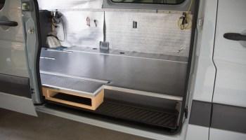 Comparing van insulation options | Sprinter Adventure Van