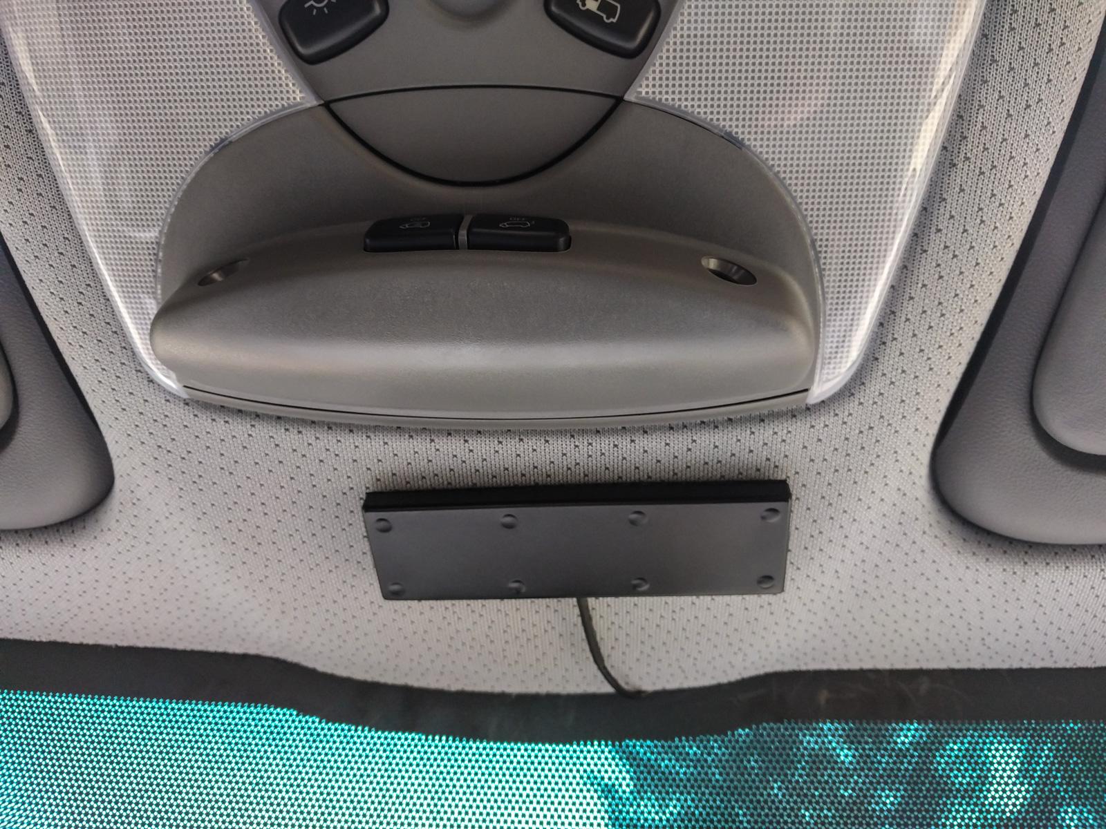 Cell phone signal booster – Sprinter Adventure Van