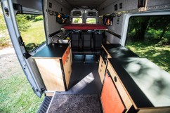 Van living space
