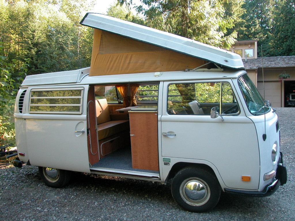 1970 Volkswagen Westfalia conversion