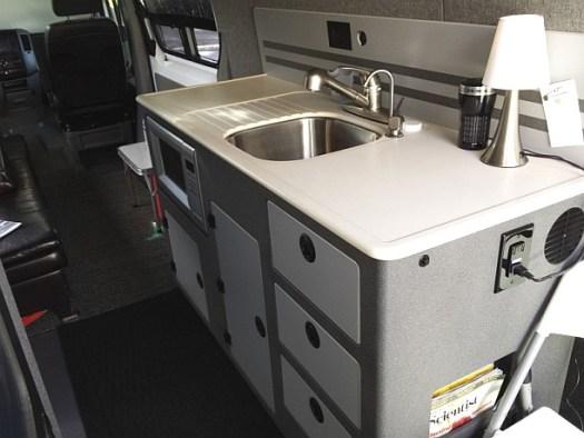 Hein's kitchen module