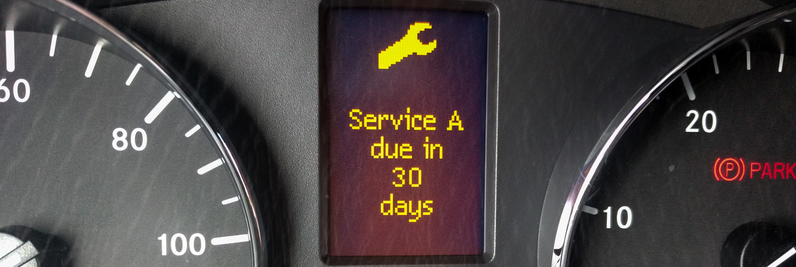 Service A dash message