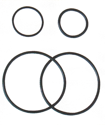 SERIES 400 O-RING KIT: Sprint Car Parts