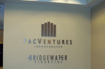 PacVentures Inc & Bridgewater Financial
