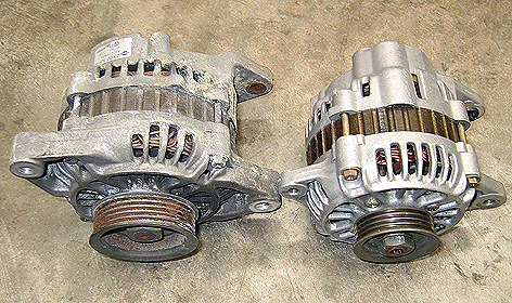 Subaru vs. Nissan Alt