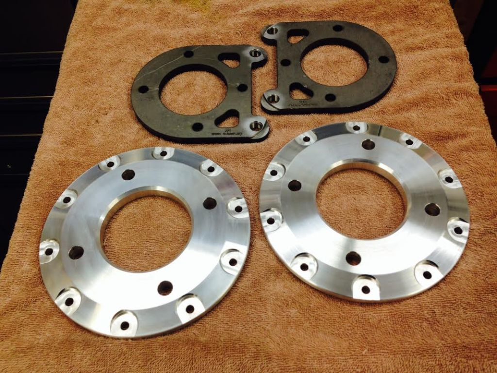 Spriso Motorsports Big Brake Kit Rev III