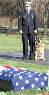 ohio police dog