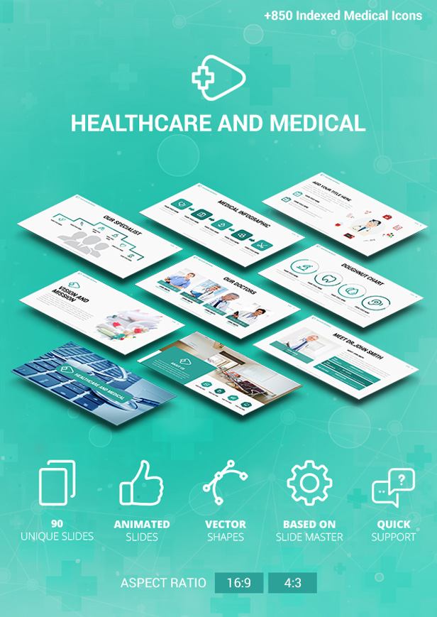 Healthcare and Medical - Keynote Presentation Template