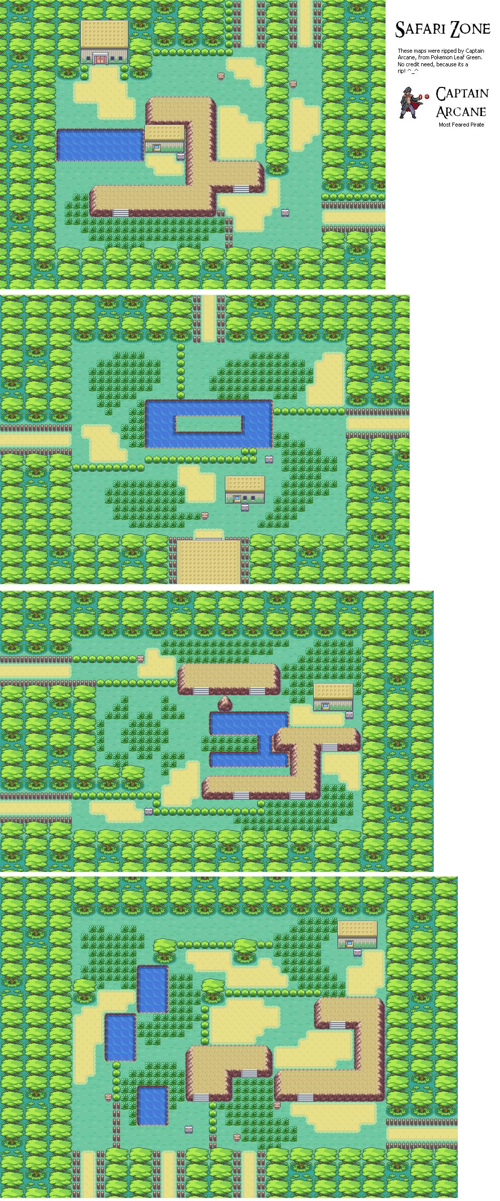 Safari Zone Map : safari, Pokemon, Safari, Catalog, Online