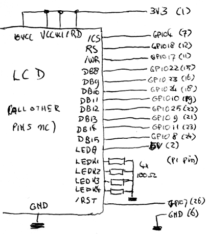 Tft Lcd Pinout Ethernet Pinout wiring diagram ~ ODICIS.ORG